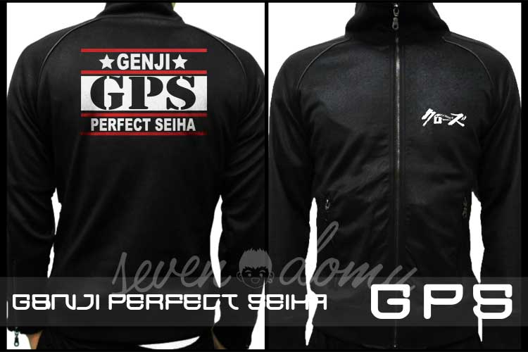 GPS-Jaket-Crows-Zero----GPS-'Genji-Perfect-Seiha'