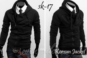 SK17 Korean Casual Jacket Style