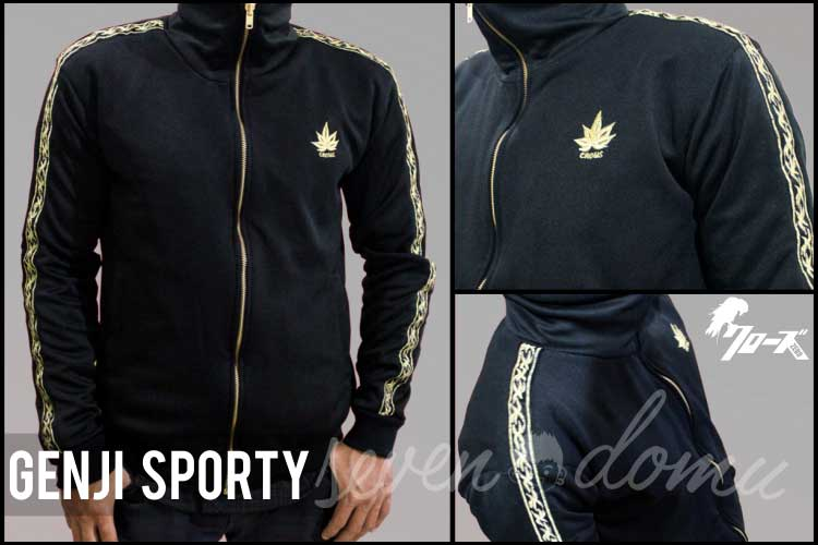 genji-sporty-Jaket-Crows-Zero-Genji-Sporty-Edition