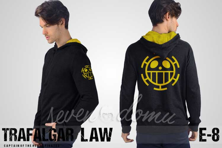 E8-Jaket-Anime-One-Piece---Trafalgar-Law