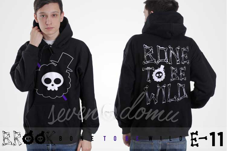E11-Jaket-Anime-One-Piece---Soul-King-Brook-'Bone-To-Be-Wild'