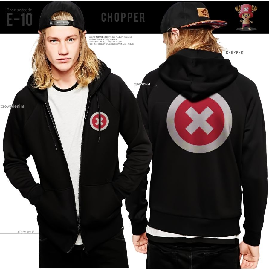 JAKET-ANIME-ONE-PIECE